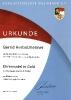 2021-02-13 Urkunde Bernd 35 Jahre Dirigent